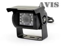 Парковочная камера для грузовиков AVIS Ferrum с микрофоном