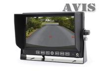"""Автомобильный монитор 7"""" AVIS Truck"""