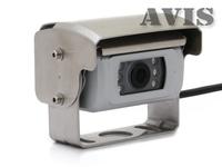 Парковочная камера для грузовиков AVIS VIP (микрофон, подогрев, автоматическая шторка)