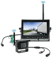 Камера заднего вида с монитором Carsmile CM-703WD (беспроводная)