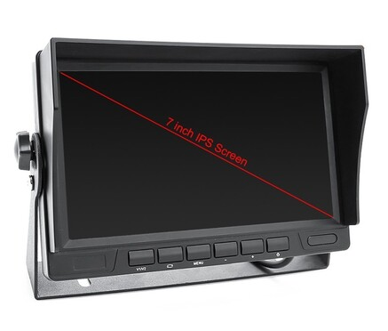 Монитор Carsmile CM-780