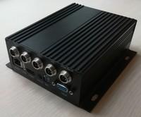 Автомобильный видеорегистратор Carsmile CM-DVR4004S (4-канальный, 4G, дистанционное наблюдение)