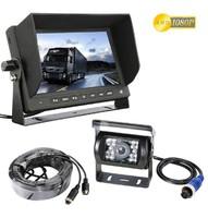 Камера заднего вида с монитором Carsmile CM-703AHD (разрешение 1080P)