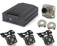 Комплект видеонаблюдения в автобусе или автомобиле Carsmile VC-103 (4 камеры, HDD)