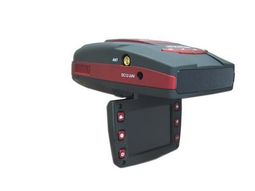 Видеорегистратор с радар-детектором Conqueror GPS-1380H