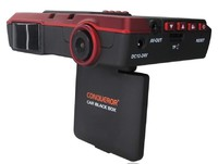 Видеорегистратор с радар-детектором Conqueror GPS-1698H