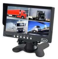 """Автомобильный монитор 7"""" Carsmile 4Sides с квадратером (4 камеры в комплекте)"""