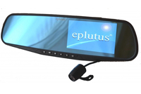 Зеркало-видеорегстратор Eplutus D02