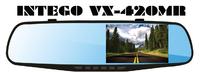 Зеркало-видеорегистратор INTEGO VX-420MR