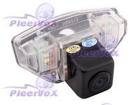 Камера заднего вида Pleervox PLV-CAM-HONCR для Honda CRV III (2006-2012), Jazz (2005-2007; 2008-...) и Crosstour