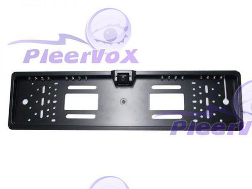 Камера в рамке номера Pleervox PLV-CAM-RVIR с ИК подсветкой