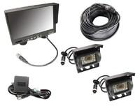 Pleervox PLV-TRUCK 6 парковочный комплект с 2 камерами