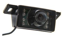 Универсальная камера заднего вида с ИК подсветкой Carsmile CM-E350
