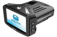 Видеорегистратор с радар-детектором PlayMe P300 Tetra