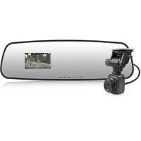 Prestige 540 зеркало регистратор с двумя камерами
