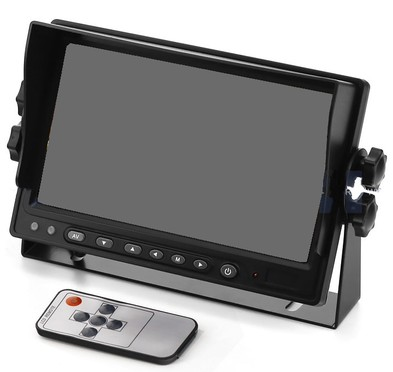 Монитор Carsmile CM-E766QD с квадратером