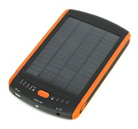 Внешний аккумулятор Carsmile CM-23000 с солнечной батареей