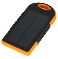 Внешний аккумулятор Carsmile CM-8000 с солнечной батареей
