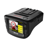 Sho-Me Combo №1 видеорегистратор с радар-детектором