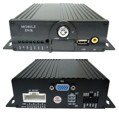 Видеорегистратор TDS DVR-18 (4 канала, разрешение HD 720P, SD карта)