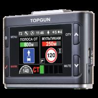 Радар-детектор Intego Topgun