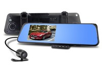 Зеркало с видеорегистратором Carsmile CM-DV170 2 камеры