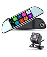 Зеркало-видеорегистратор XPX XZ 837