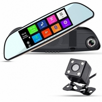 Зеркало-видеорегистратор XPX ZX 867