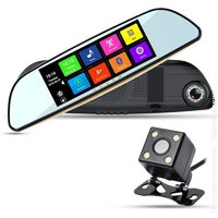 Зеркало-видеорегистратор XPX ZX 857