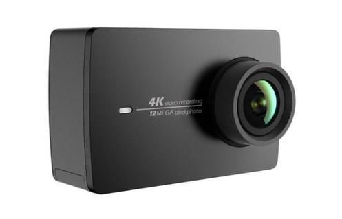 Экшн-камера Xiaomi YI 4K Action Camera Black