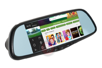 Зеркало-видеорегистратор Redpower AMD65 (Android, 2 камеры)
