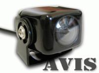 Универсальная камера заднего вида AVIS Cube Front
