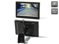 """Автомобильный монитор AVIS Reportage 5"""" для установки на лобовое стекло"""