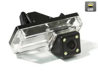 Камера заднего вида AVIS для Toyota Land Cruiser 100 / Land Cruiser Prado 120 (в комплектации без запасного колеса на задней двери)