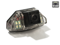 Камера заднего вида AVIS для Honda CRV III (2006-2012) / Jazz (2008-...) / Crosstour