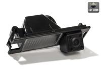 Камера заднего вида AVIS для Hyundai Solaris Hatch/ KIA Rio III Hatch (2012-...) / Cee'd II (2012-...)