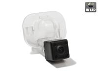 Камера заднего вида AVIS для Hyundai Solaris Sedan/ KIA Cerato II (2009-2012) / Venga