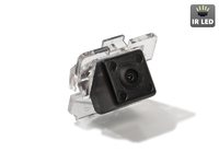 Камера заднего вида AVIS для Citroen C-Crosser/ Mitsubishi Outlander II XL (2006-2012) / Outlander III (2012-...) / Lancer X Hatchback/ Peugeot 4007