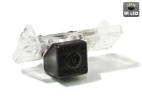 Камера заднего вида AVIS для Nissan Juke/Note/Pathfinder III (2005-...)/ Patrol VI (2010-...)/ Qashqai/ X-Trail II (2007-...)/ Citroen C4/ C5/ Peugeot 207CC/ 307 (Hatchback)/ 307CC/308CC/3008/407/508/RCZ