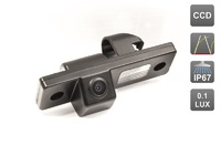 Камера заднего вида AVIS для Chevrolet Aveo / Captiva / Epica / Cruze / Lacetti / Orlando / Rezzo