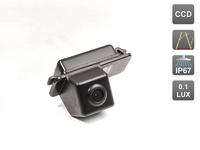 Камера заднего вида AVIS для Ford Mondeo (2007-...) / Fiesta VI / Focus II Hatchback / S-Max / Kuga
