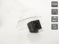 Камера заднего вида AVIS для Honda Civic 4D IX (2012-...)/ Accord IX (2012-...)