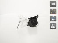 Камера заднего вида AVIS для Hyundai Elantra V (2012-...)/ KIA Cee'd SW III (2012-...)/ Cerato III (2013-...)