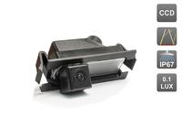 Камера заднего вида AVIS для KIA Rio III Hatch (2012-...) / Cee'd II (2012-...)