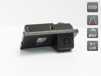 Камера заднего вида AVIS для Land Rover Freelander
