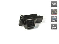 Камера заднего вида AVIS для Citroen C4/C5 (с динамической разметкой)