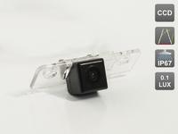 Камера заднего вида AVIS для Skoda Octavia II (2004-...) / Roomster
