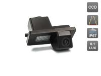 Камера заднего вида AVIS для Ssang Yong Rexton/ Kyron/ Actyon Sports