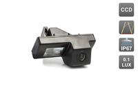 Камера заднего вида AVIS для Toyota Land Cruiser 100/ Land Cruiser 200 (2012-...)/ Land Cruiser Prado 120 (в комплектации без запасного колеса на задней двери)