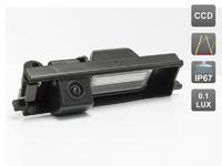 Камера заднего вида AVIS для Toyota Rav 4 / Chery Tiggo